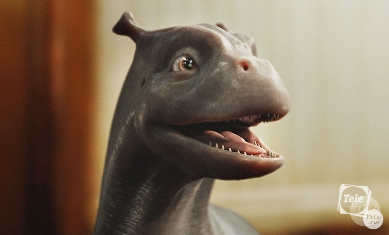 Мой домашний динозавр  фото съёмки  КиноПоиск