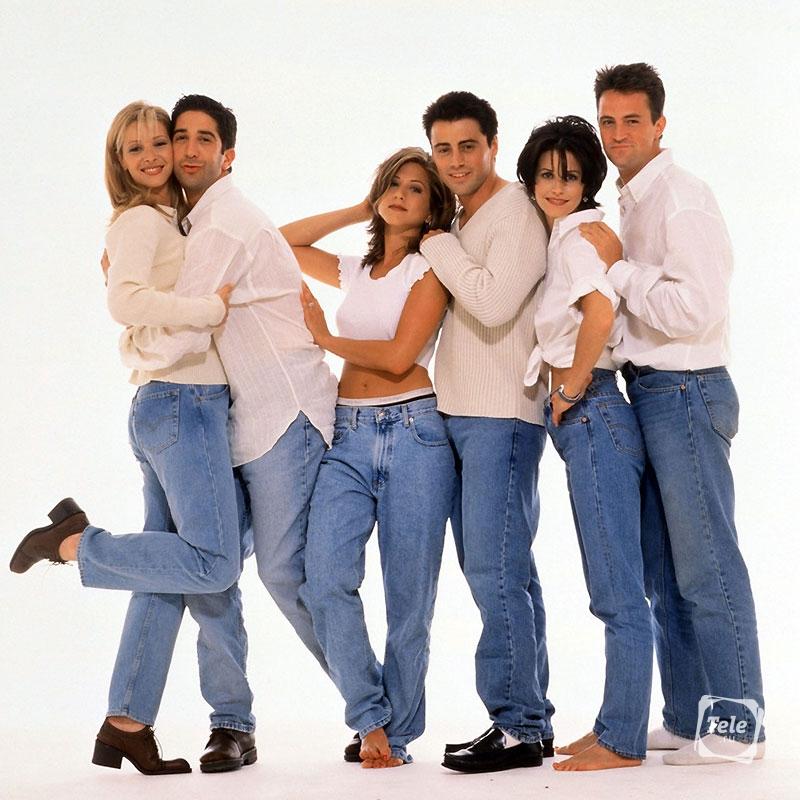 7 Ways Friends Influenced 90s Fashion Photos Vanity Fair
