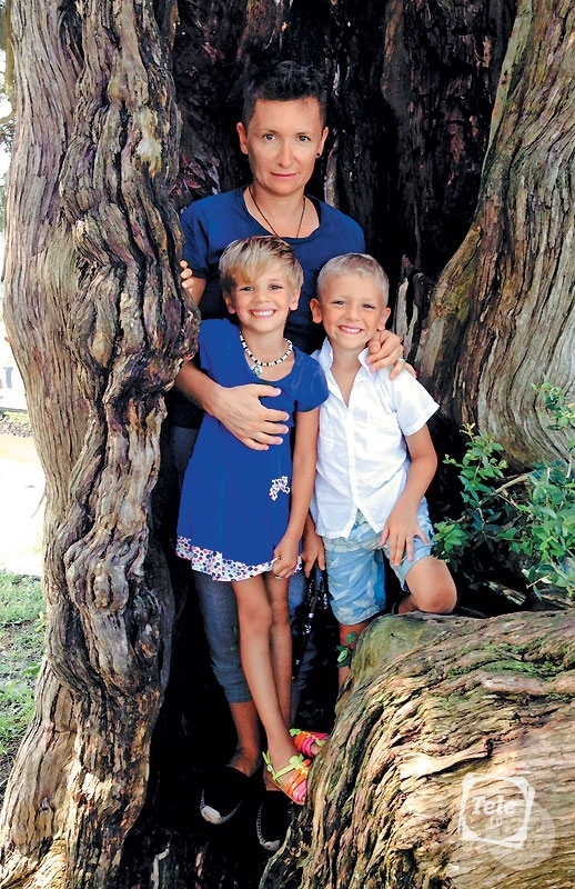 Арбенина и ее дети фото