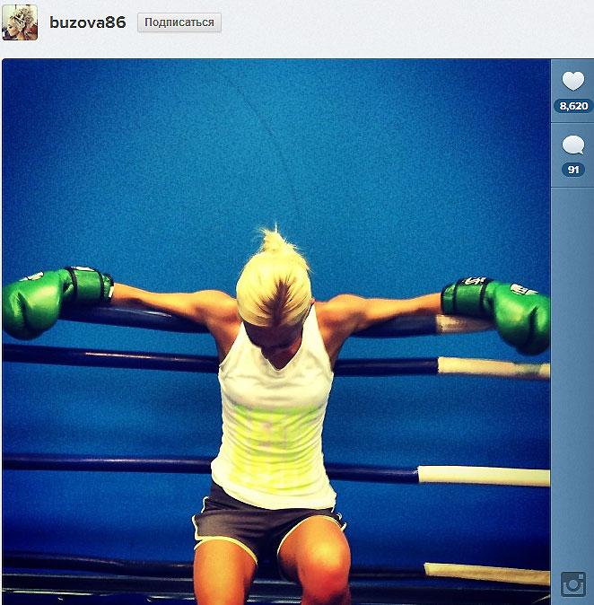 Спортивные блондинки со спины на аву