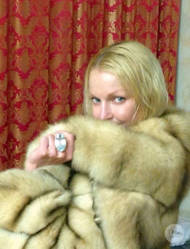 16:53 Знаменитая российская танцовщица Анастасия Волочкова отметила на днях...