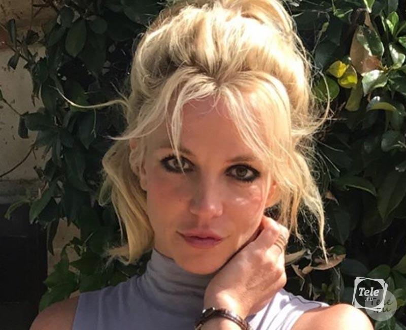 Бритни Спирс показала идеально плоский живот | Новости ... бритни спирс инстаграм
