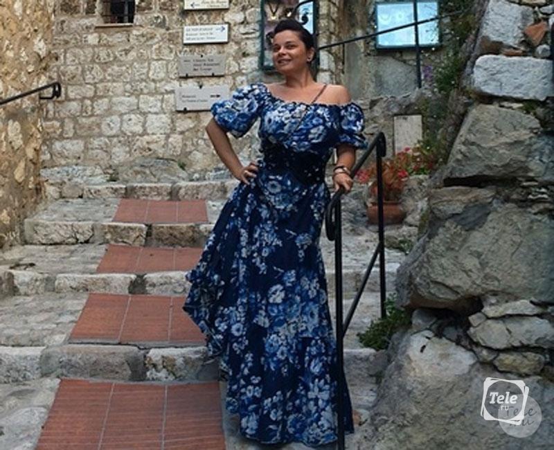 Наталья королева платье