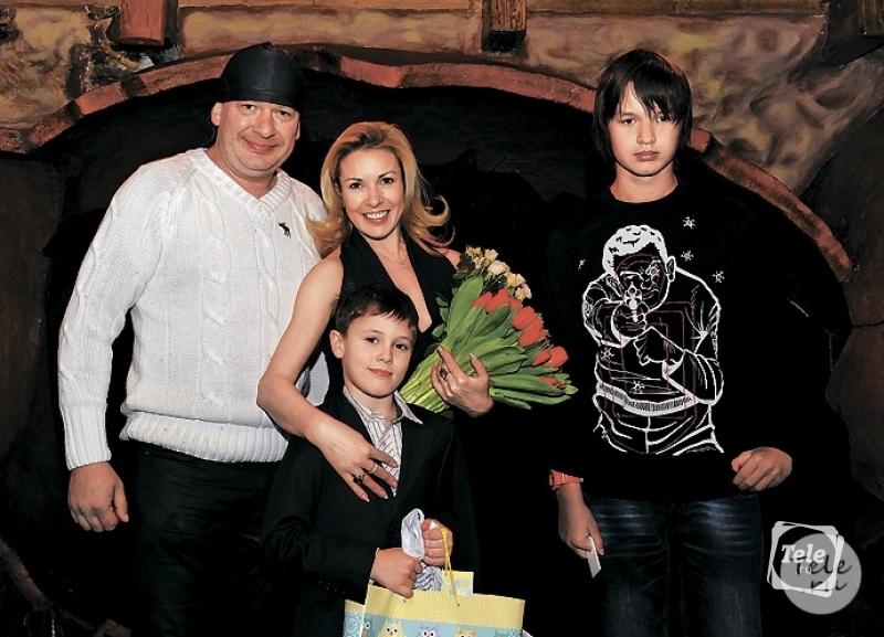 сын дмитрия марьянова даниил фото