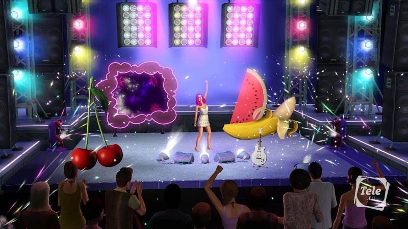 Фото The Sims 3: Showtime сделают ваше представление об игре более насыщенн