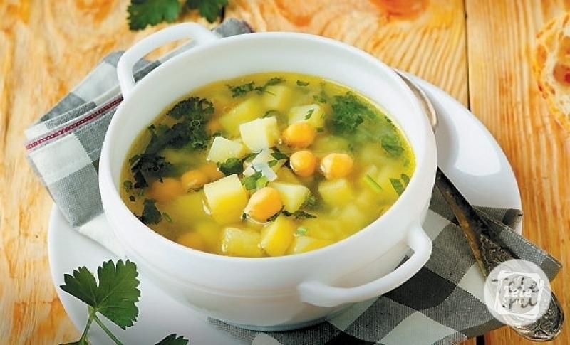 Самые простые супы в мире