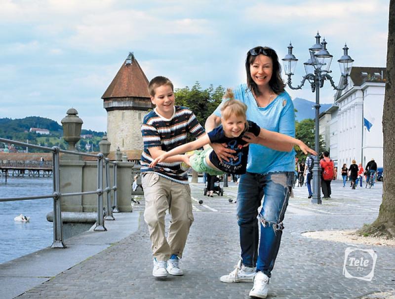 Добровольская евгения и дети фото