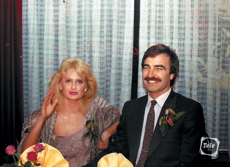 Елена Зайцева Со вторым мужем