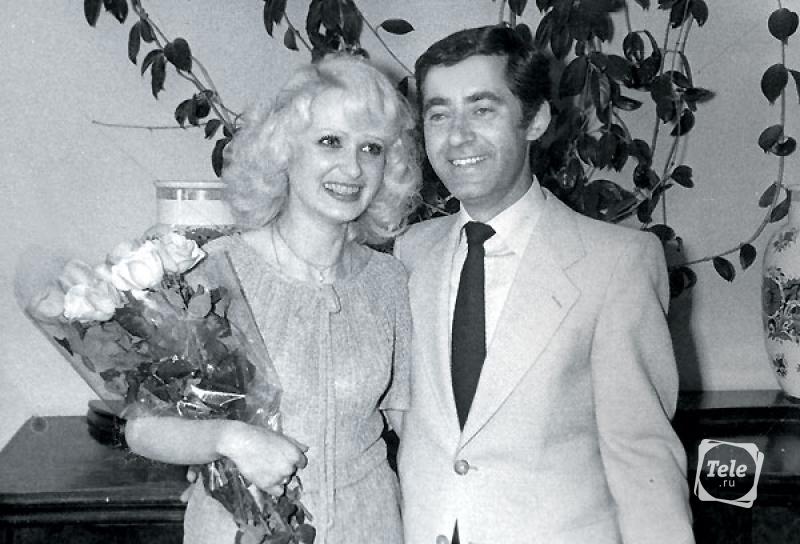 Елена Зайцева С первым мужем