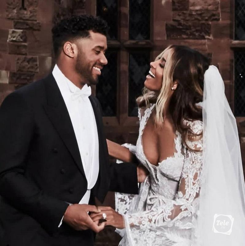 Russell ciara wedding