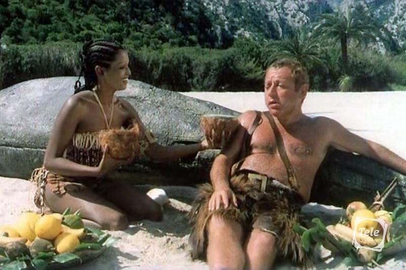 Порно но необетаемом острове